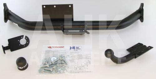 Für Peugeot 306 3//5-Tür Schrägheck 93-01 Kpl Anhängerkupplung starr+E-Satz 7p