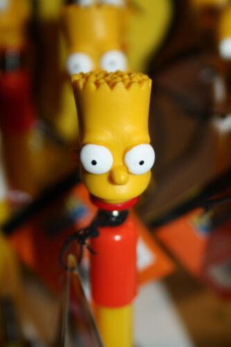 Kugelschreiber mit Wackelkopf verschiedene The Simpsons Wobble Pen