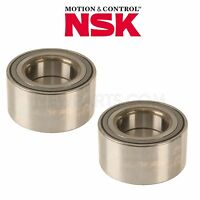 Mercedes W164 X164 Gl450 W251 R63 Amg Pair Set Of 2 Front Wheel Bearings Nsk on Sale