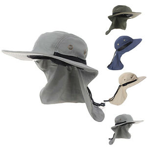 9e27332398f Image is loading Men-Women-Fishing-Hiking-Boonie-Snap-Hat-Brim-