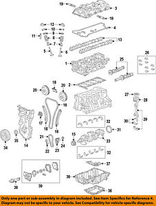 GM OEM-Engine Exhaust Valve 12575354
