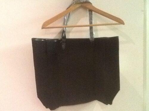 Tote lentejuelas oro Victoria's limitada negro Edición 2017 Nwt rosa Bag Secret qZT7S