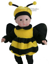SALE!!! Bumblebee Halloween Costume for Bitty Baby Boy Girl + Twins Doll Clothes