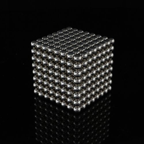 4 Stück NEODYM Power Magnet Block 10 x 10 x 4 mm N48 Magnet 2,8 kg Tragkraft NEU
