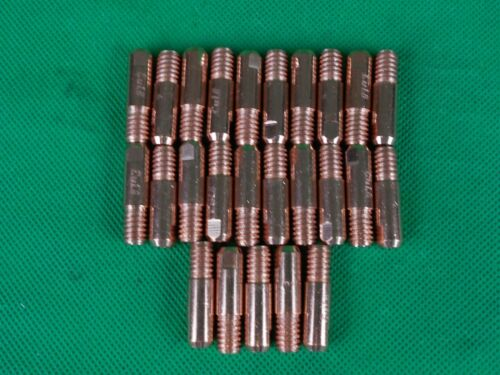 1.2mm FLUXCORE Contact Tip 1.2mm Shelf Shielding MIG Guns K126//264 ZB3112  25Pcs