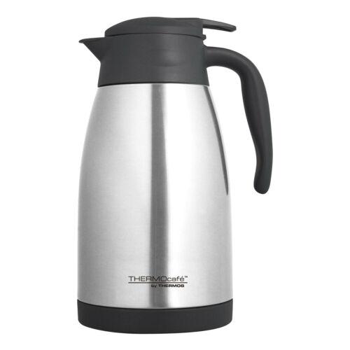 Thermos ThermoCafé 1.5L Jarra De Acero Inoxidable Aislado Jarra de té café al vacío