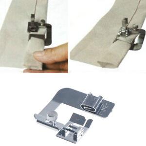 Other Sewing Machine Accessories Hemming Cloth Strip Presser Foot Sewing Machine Parts Hemmer Rolled Hem Foot Sewing Machine Accessories