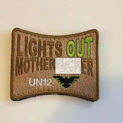 Tactical Military Bamf Bad Ass Mother F*cker Morale Patch