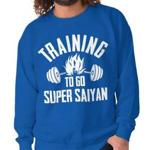 Training-Super-Funny-Gym-Workout-Gift-Goku-Mens-Crewneck-Pullover-Sweat-Shirt