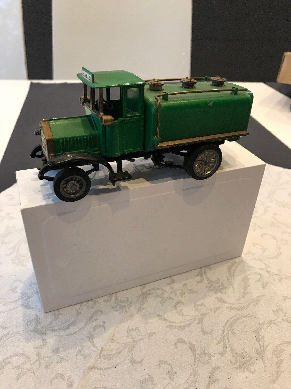 MAN Erster Diesellastwagen 1923 24 Haniel Tankwagen  | Modern Und Elegant In Der Mode
