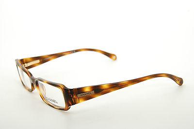 New Authentic Chanel 3091 c.502 Havana 51mm Eyeglasses Frames RX Italy w/Serial#
