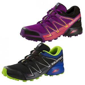 Salomon-Damen-und-Herren-Speedcross-Vario-GTX-Trailrunning-Schuhe-Laufschuhe