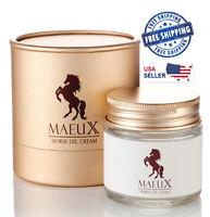 Mayu; Maeux Horse Oil Cream 70ml,anti-wrinkle & Whitening,korean Skincare Cream