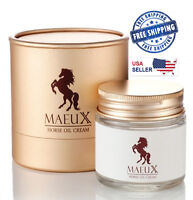 Mayu; Maeux Horse Oil Cream 70ml,anti-wrinkle & Whitening,korean Skincare Cream