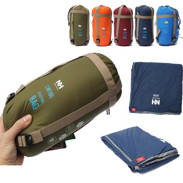 Naturehike Outdoor Camping Hiking Travel Sleeping Bag Ultralight Compact Easy
