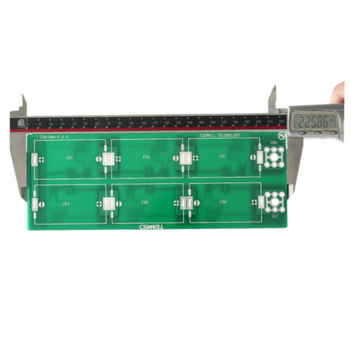6S MaxWell BCAP0310 P250 BCAP0350 E250 Ultra Capacitor Balance Board 2×3 Line Up