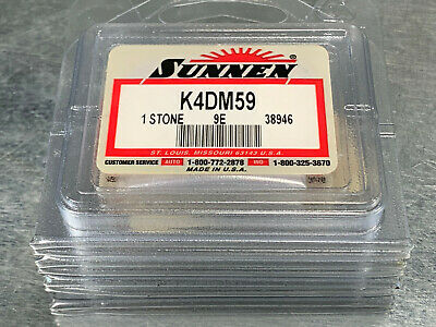 CBN 400 Grit Sunnen K12-NM85 Honing Stone Borazon