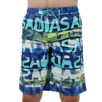 Adidas Graphic Bs Kinder Shorts Badeshorts Badehose
