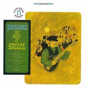 Various-Bouzoukee-The-Music-Of-Grece-1965-LP