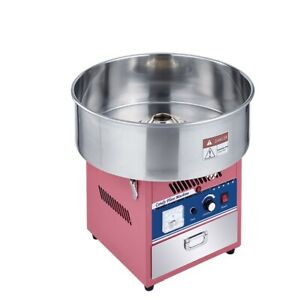 New-Large-Colourful-Candy-Floss-Machine-ZY-MJ500-SALE-60-OFF