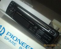 Pioneer Deh 313 Faceplate ... . Free Shipping