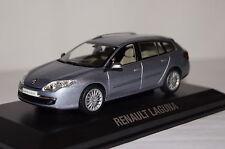 Renault Laguna Estate 2007 hellblau metallic 1:43 Norev neu & OVP 517741