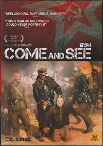 Come-and-See-1985-UNCUT-Special-Edition-2-DVD-Disc-SET-New