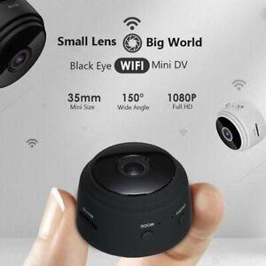 Mini-Spy-Camera-Wireless-Wifi-IP-Home-Security-HD-1080P-DVR-Night-Vision-Remote