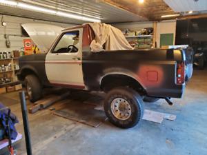 95 Ford bronco Eddie bauer