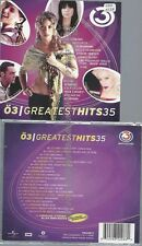 CD--DIVERSE POP--OE3 GREATEST HITS 35