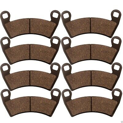 Brake Pads fit Polaris RZR XP 4 1000 EPS High Lifter 2016 2017 Front and Rear