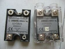 Crouzet G280D75 Gordos Solid State 432vdc 24280vac 75a Amp Relay