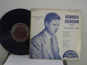 Reinhold-Svensson-Sextet-Prestige-034-New-Sounds-From-Sweden-Vol-8-034-US-10-034-LP-mono-M