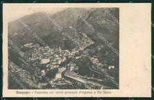 Salerno Campagna cartolina XB1138