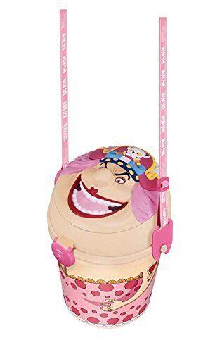 ONE PIECE Ichiban Kuji hole cake Island D Prize Big Mom candy case BANPRESTO