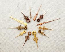 VTG Louis Watch Pocket Watch Hand Lot Gold Tone Gilt Restoration Steampunk Parts