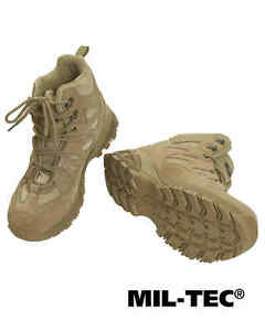 Shoes Squad pollici tec Boots 5 Mil Coyote vqtZwOW