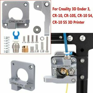 Pour-Creality-3D-Printer-Ender-3-CR-10-S4-S5-Metal-MK8-Extruder-Drive-Feed-Kit