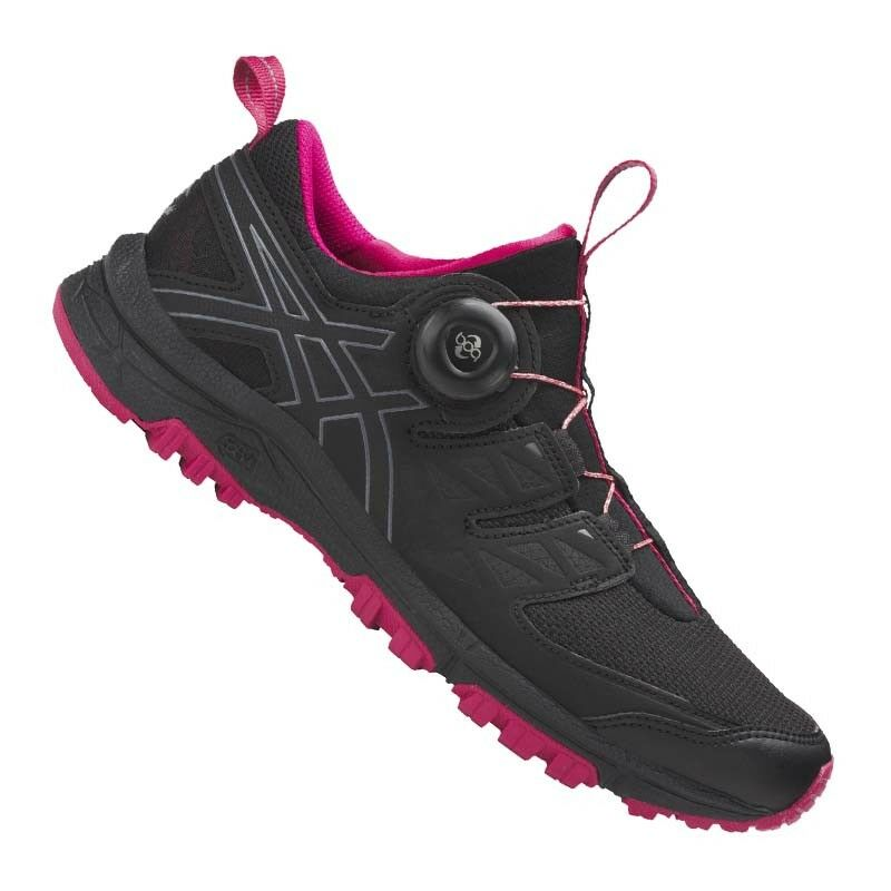 Asics Gel-Fujirado Corsa women black F9097