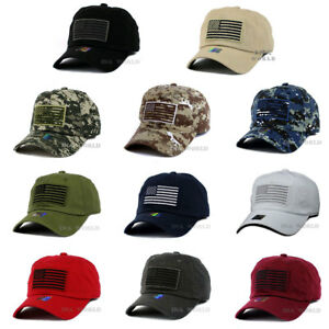 aedf8810537 Image is loading USA-American-Flag-hat-Military-Army-Tactical-Operator-