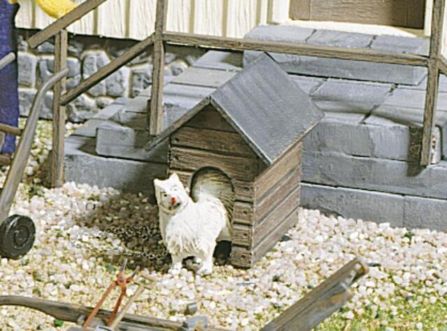 Pola G 1 Hundehütte 333210 Spur G Sonderposten  X
