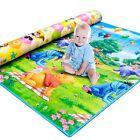 New Baby Kids Foam Play Mat Carpet Playmats Blanket Rug 200*180*0.5 cm