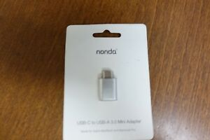 nonda-USB-Type-C-to-3-0-Adapter-Aluminum-with-Indicator-LED-for-Macbook-Pro-W14