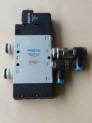 FS FESTO CPE18-M1H-5L-1//4 ; 163142 Magnetventil