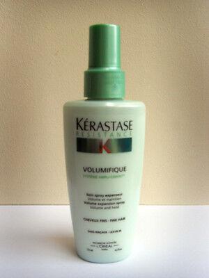 KERASTASE VOLUMIFIQUE ( volumactive ) EXPANSION SPRAY 125ML NEW