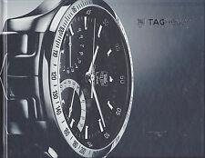 TAG HEUER WATCHES 2006-2007 General Dealer Catalog Steve McQueen Tiger Woods NEW