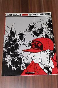 Tardi-Legrand-Der-Kakerlakenkiller-1-Ausgabe-August-1987-Z1
