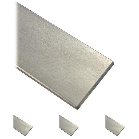 100 cm Plat Acier VA VA VA Acier Inoxydable v2a 30x3 brut PLAT FER d0c09c