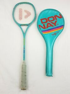 Donny-Squash-Racket-Graphite-Graffiti-70-And-Cover