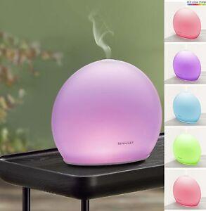 SOEHNLE - Diffusore d'Aromi e lampada LED a colori variabili TORINO